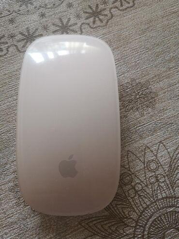 Magic Mouse - Bezičan miš za kompjuter i laptop Marka Apple Bele boje