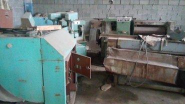 Продаю токарное оборудование в отличном состоянии!Токарный станок в Бишкек