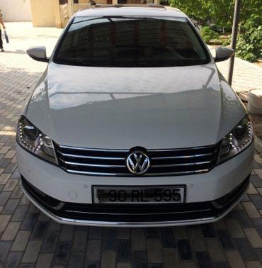 Xırdalan şəhərində Volkswagen Passat 2012