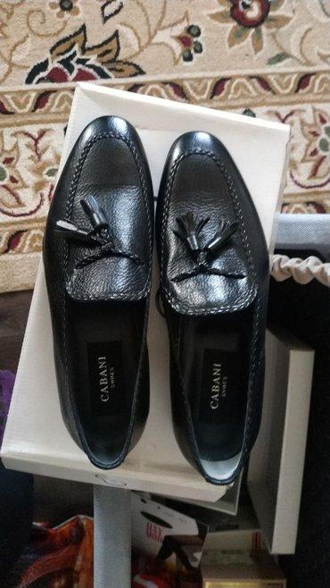 Туфли - Кок-Ой: Мужские туфли, натуральная кожараз 41 и42