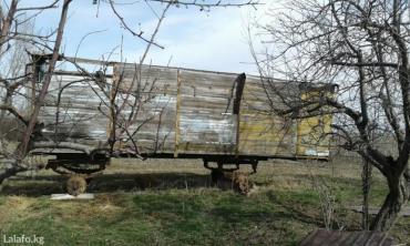 Вагончик пчеловода в Кант