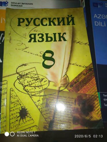 Rus dili-3.5 manat
