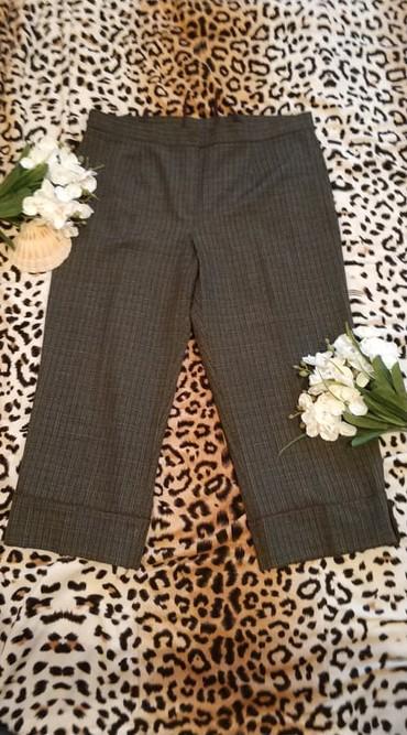 Pantalone-kvalitetne-malo - Srbija: Zenske pantalone krace, veoma kvalitetne L/XL