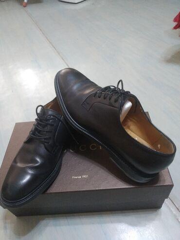 Туфли мужские оригиналКожа,Италия срочно!Обували 3 разав хорошем