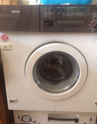 Vertical Avtomat Washing Machine Bosch 5 kq