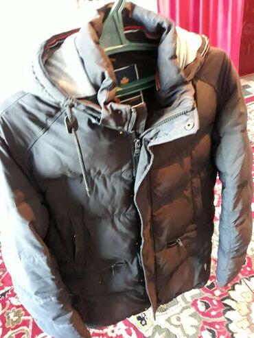 Куртка оргинал раз 52.54 натурал пух брал за 100$ одам за 1800 почти