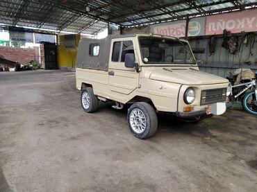 ЛуАЗ - Кыргызстан: ЛуАЗ 969 1.8 л. 1991   52000 км
