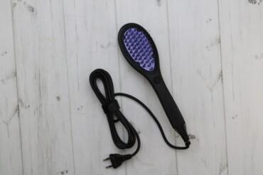 Гребінець для випрямлення волосся Dafni ceramic straightening brush Но