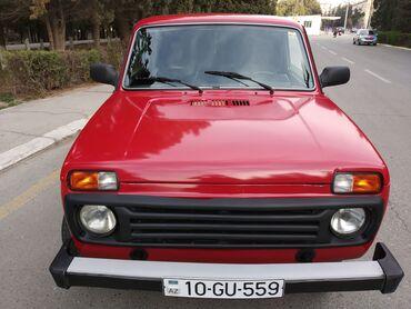 niva tekeri satilir - Azərbaycan: VAZ (LADA) 4x4 Niva 1.6 l. 1991 | 100000 km