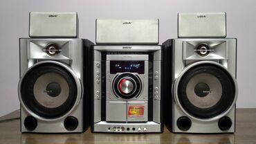 Продаю 5 канальный SONY музыкальный центр как усилитель. радио и AUX