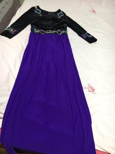 Продаю национальное платье в пол, в Бишкек
