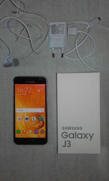 Samsung j3 2016. Sim free. Ful oprema i zaštitno staklo na ekranu. - Boljevac