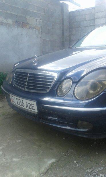 Mercedes-Benz E 270 2002 в Бишкек