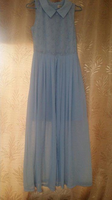 Красивое платье. размер м. подклад в Бишкек