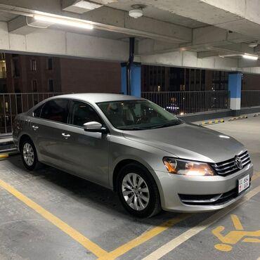 Volkswagen Passat 1.8 л. 2014