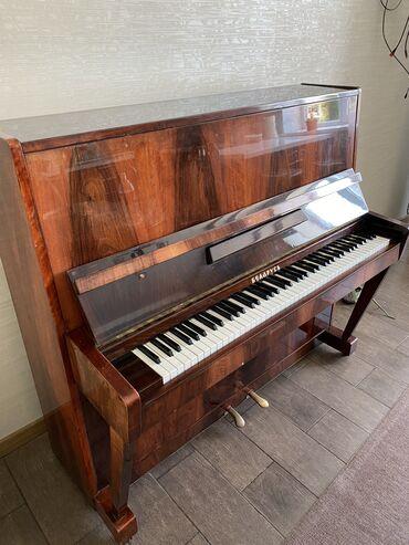 пианино-чайка в Кыргызстан: Продаю пианино «Беларусь». В отличном состоянии