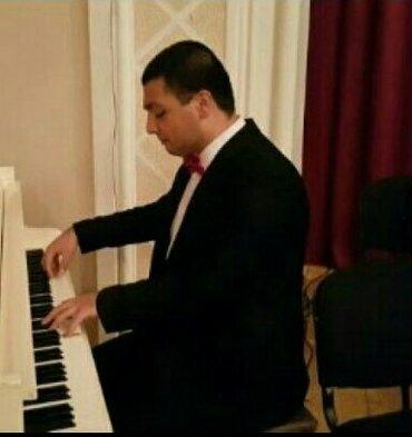 Bakı şəhərində Fortepiano ve trombon musiqi aletleri muallimiyem. İşsizəm ferdi ve ya