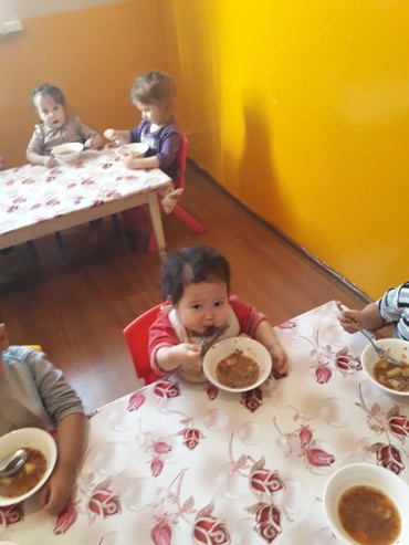 Принимаем детей с 1 года по 7лет. в Бишкек