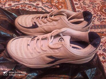 Продаю фирменные кроссовки фирмы Diadora б/у одевал всего два раза