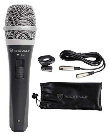 Professional mikrofon. İstifadə edilməyəcəyi üçün satılır. Xüsusən də