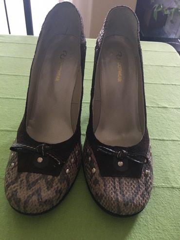 Haljina-pre-meseci - Srbija: Nove cipele, obuvene samo do auta. Pre udobne, br 38( standardni