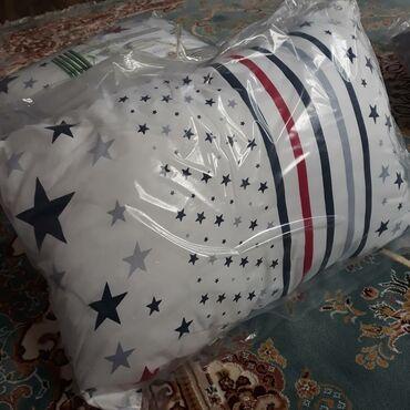 оборудование для производства перчаток в Кыргызстан: Подушки  Наполнитель: холлофайбер  50÷70 Производство: Турция