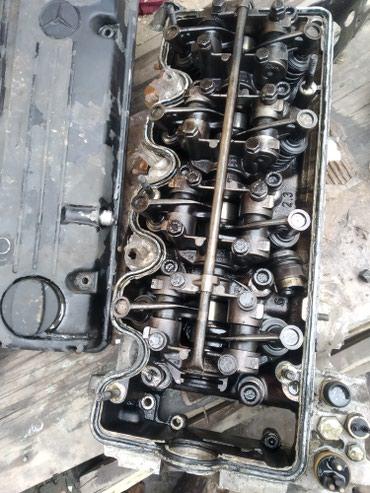 ГБЦ Мерседес 102 двигатель объем 2.3 без в Массы