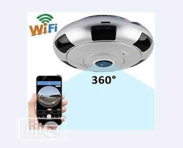 V380 IP Kamera Bežična Wifi, panoramska, 2.0 Megapiksela 1080P 2.4GHZ