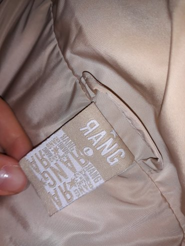 Anatomski ranac - Kraljevo: Rangova jakna malo nosena,l vel. Rajfeslus ne radi zato je ta cena