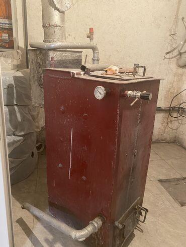 котел длительного горения бишкек in Кыргызстан   ОТОПЛЕНИЕ И НАГРЕВАТЕЛИ: Печка сатылат.Паровой отоплениеге,узак моонот куйуучу,1мешок 1жолу