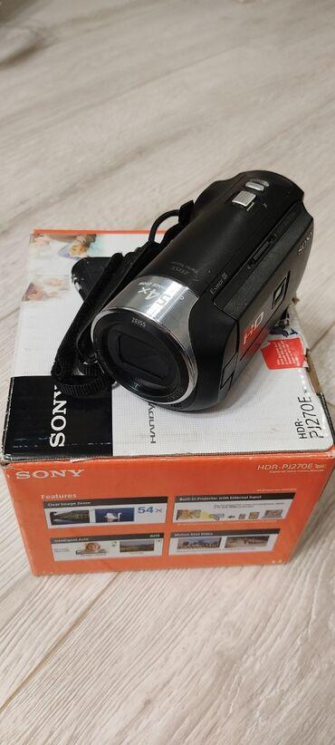 Sony камера-проектор.В идеальном состоянии.  Устроить шоу в любом мест