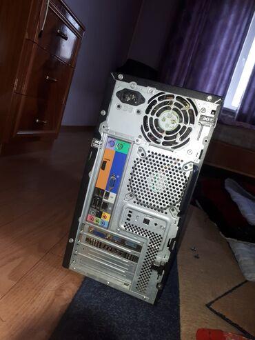 Электроника - Юрьевка: Продаю СРОЧНО процессор,aser'' Не работает, нужно починить. Цена