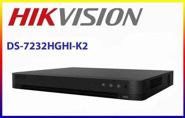 "IT, internet, telekom - Azərbaycan: DVR cihazı ""Hikvision DS-7232HGHI-K2""32 Turbo HD / AHD / Analog"