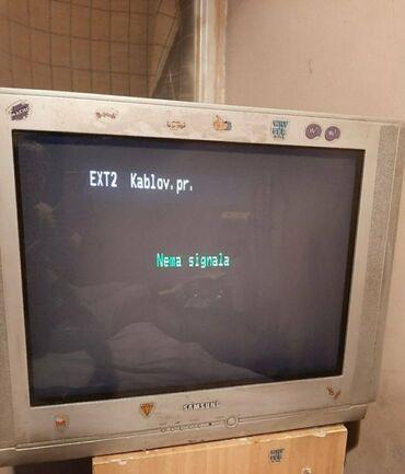 Lcd televizor - Srbija: Tv Samsung 54 (bez daljinskog) Samo lično Beograd centar