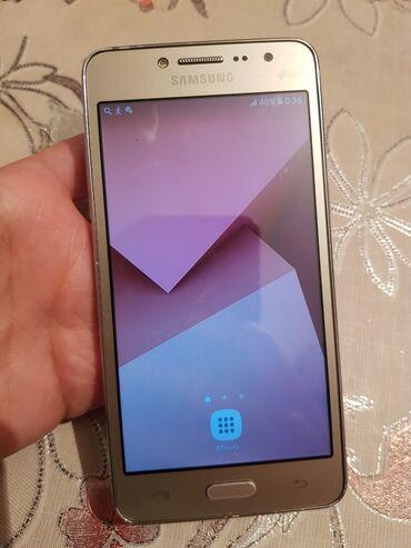 İşlənmiş Samsung Galaxy J2 Prime 8 GB qızılı