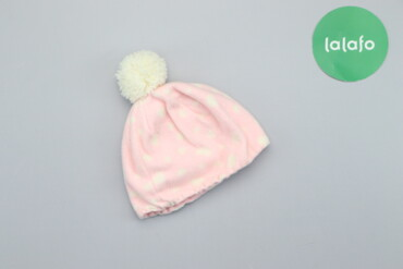 Другие детские вещи - Б/у - Киев: Дитяча зимова шапочка з помпоном     Висота: 14 см Напівобхват голови