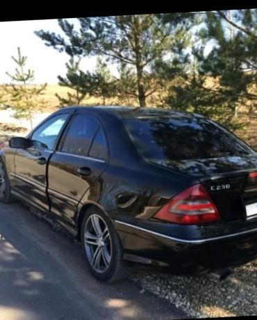 Avtomobillər - Gəncə: Mercedes-Benz 220 2.2 l. 2002 | 300000 km