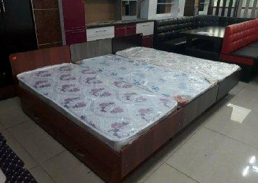 спецификация кухонной мебели в Кыргызстан: 1 кишилик крават жаны Мебел