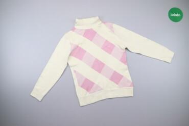 Другие детские вещи - Белый - Киев: Дитячий светр з ромбами Festland    Довжина: 49 см Ширина плечей: 31 с