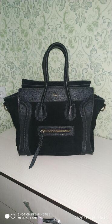 сумка для мам в Кыргызстан: Сумки оригинал от 180 сом1. Celine черная оригинал носила пару раз