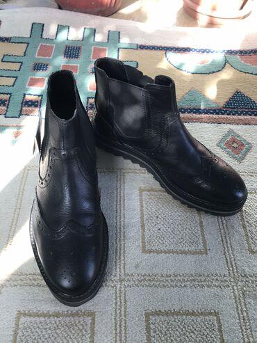 Ботинки 37 размера (38р маломерят) Новые не подошли . Производство И