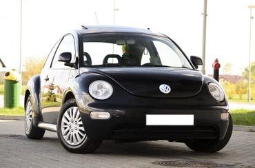 Volkswagen Beetle 2000 в Бишкек