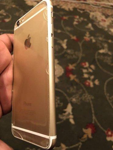 Iphone 6 64 gb gold в Бишкек