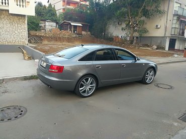 Audi A6 3.0 TDI Quattro 4x4 Automatic Tiptronic. Registrovan do Septrm - Beograd