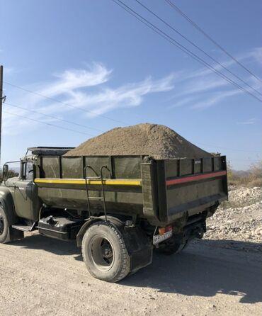 Сыпучие материалы - Бишкек: Песок | Бесплатная доставка