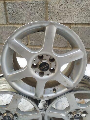 диски субару в Кыргызстан: Продаю диски от Субару Форестер zg5 1 сломанная надо заварить окончате