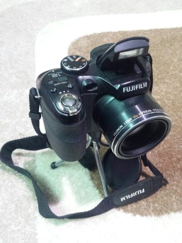 Продаю фотоаппарат Fujifilm 12mpixel 15x optical zoom в Бишкек
