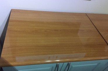Столешница для кухонной поверхности 80 см х 60 см х 4 см. в Бишкек