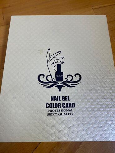 - Azərbaycan: Dirnaq ustalari,salonlar uchun mushterilerin sechimi uchun reng