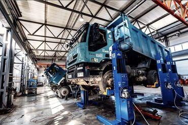 Требуются опытные мастера на СТО по грузовым авто MAN, ATEGO,ACOR